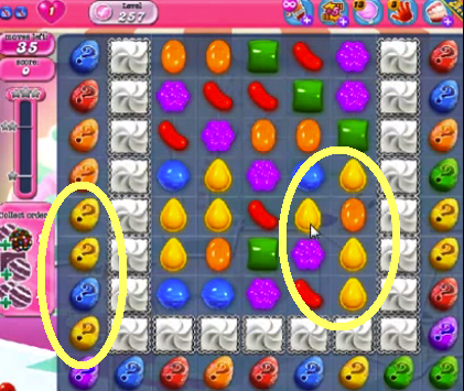 Candy Crush Level 257 Cheats and Tips - Candy Crush Saga Cheats