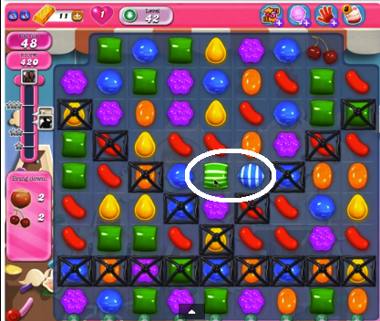 candy crush level 33 tips to beat the hardest level