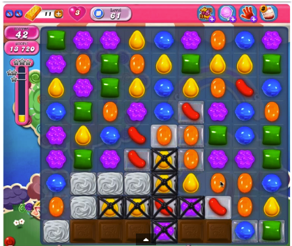 Candy Crush Level 61 Cheats and Tips - Page 4 of 4 - Candy Crush Saga