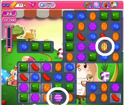 Candy Crush Level 117 Cheats And Tips Page 3 Of 4 Candy Crush Saga