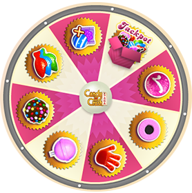 Candy Crush Daily Booster Wheel Gone