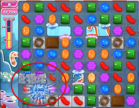 Candy Crush Level 314 Cheats and Tips