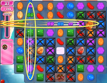 Candy Crush Level 511 Cheats and Tips