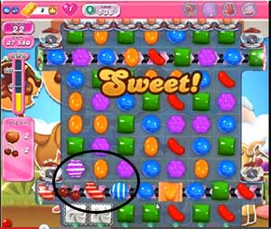 259 Candy Crush