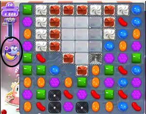 Candy Crush Dreamworld Level 150 Cheats and Tips