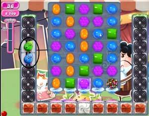 Candy crush saga: tips & cheats: level 147 so hard, Candy crush saga