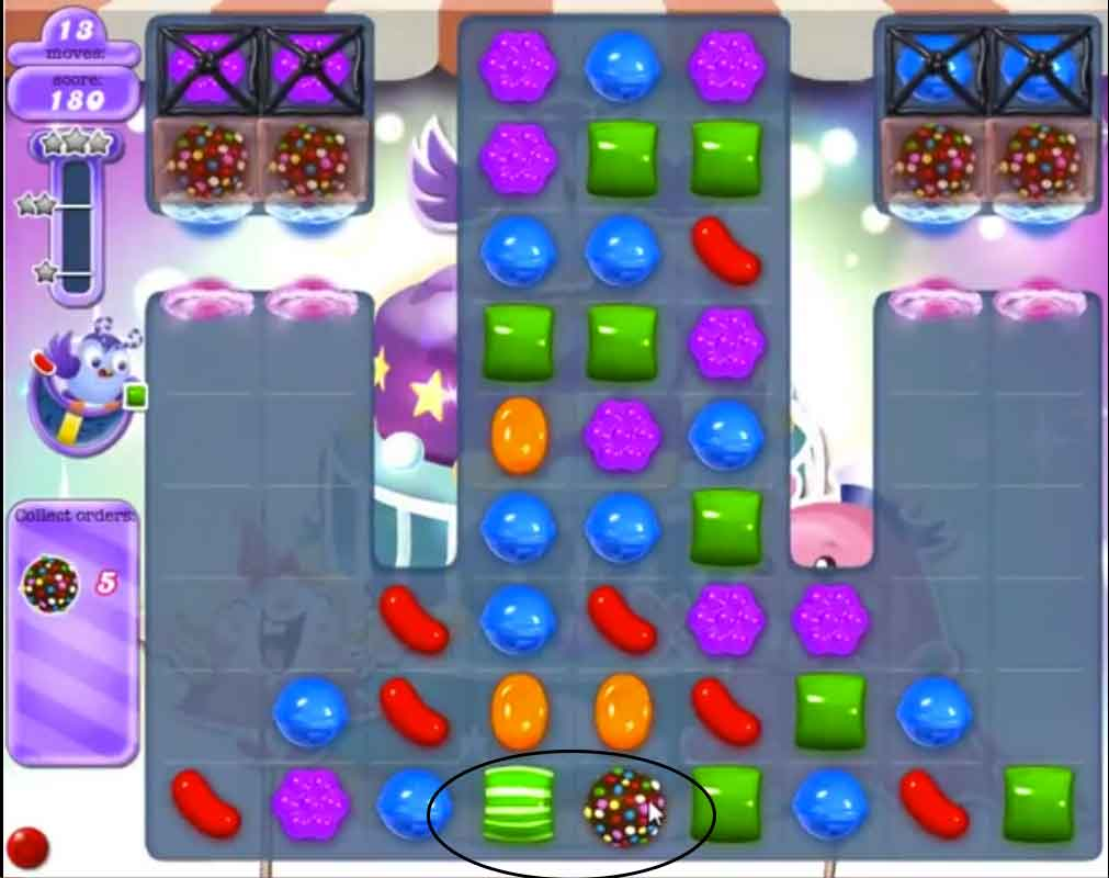 Candy Crush Level 155 Cheats And Tips Page 2 Of 3 Candy Crush Saga