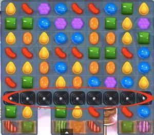 candy crush saga dreamworld level190