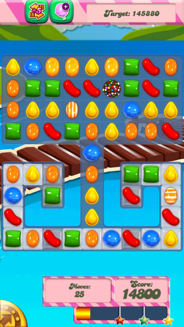 candy crush level 133