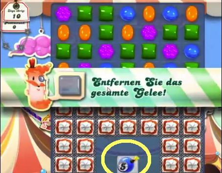 candy crush level 172
