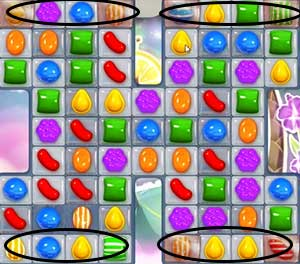 Candy Crush Dreamworld Level 193 Cheats and Tips