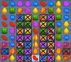 Candy Crush Level 251 Cheats and Tips