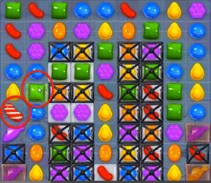 candy crush level 251