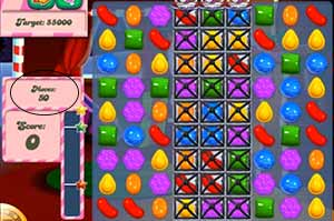 candy crush level 261