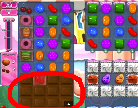 candy crush level 282