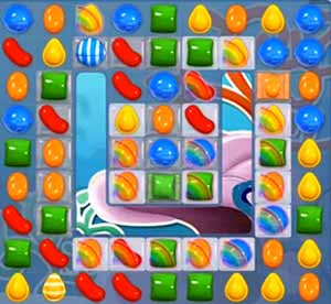 Candy Crush Level 310 Cheats and Tips