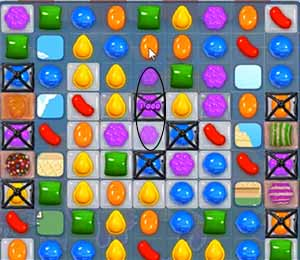 Candy Crush Level 327 Cheats and Tips