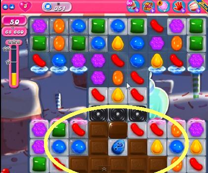 candy crush level 351