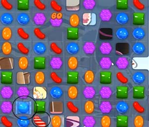 candy crush level 393