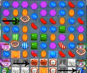 candy crush level 425