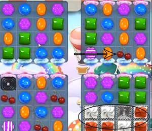 Candy Crush Level 428 Cheats and Tips