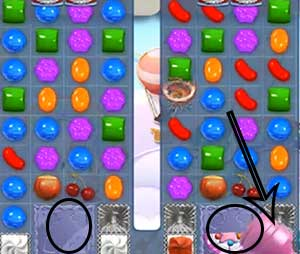 candy crush level 439