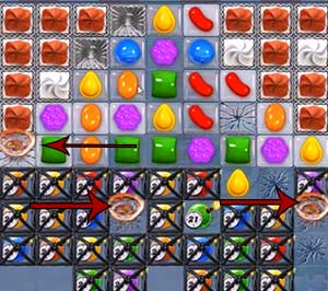 candy crush level 440