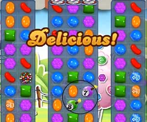 candy crush level 462