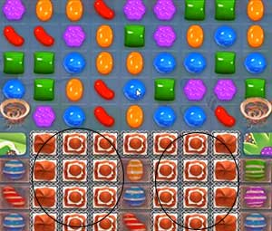 Candy Crush Level 464 Cheats and Tips