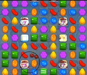 candy crush level 481