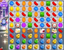 Candy Crush Dreamworld Level 231 Cheats and Tips