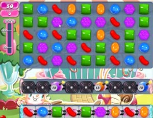 Candy Crush Level 585 Cheats and Tips