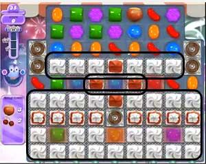 Candy Crush Dreamworld Level 187 Cheats and Tips - Candy Crush Cheats
