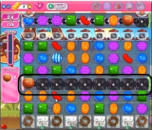 Candy Crush Level 537 Cheats and Tips
