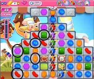 candy crush level 539