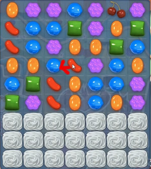 candy crush level 26