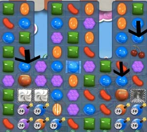 candy crush level 180