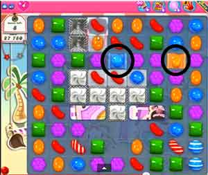 candy crush level 115
