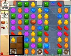 candy crush level 164