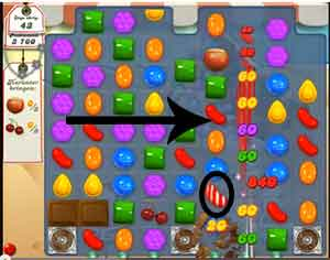 candy crush level 164