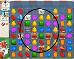 candy crush level 192