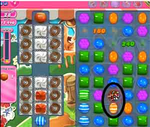 candy crush level 200