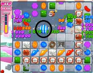 candy crush level 260