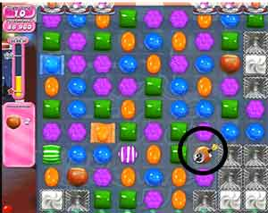 candy crush level 268