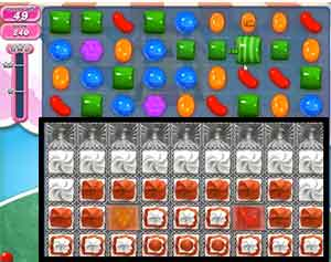 candy crush level 276