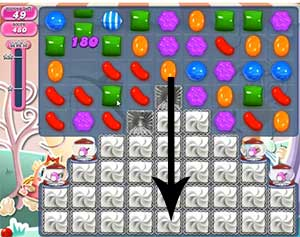 Candy Crush Level 338 Cheats and Tips