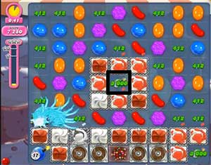 candy crush level 358