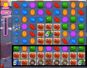 Candy Crush Level 358 Cheats and Tips