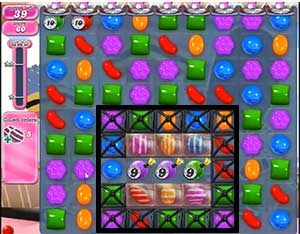 Candy Crush Level 384 Cheats and Tips