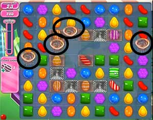 candy crush saga cake results for candy crush level 421 cheats tips